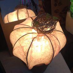 Création lumineuse Rose Recèle...d'objets en tous genres www.roserecelecreation.com