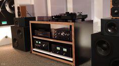 AUDIOKLASSIKS | HIFI VINTAGE OF THE 60's & 70's » SANSUI LISTENING ROOM