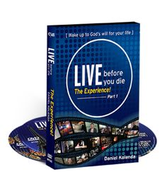 LIVE BEFORE YOU DIE: THE EXPERIENCE