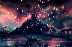 amazing, art, boat, bridge - inspiring picture on Favim.com