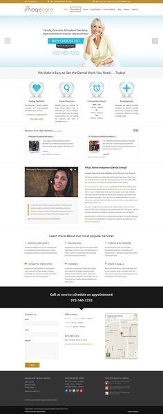 Dental Group, Portfolio Web Design, Make It Simple, Georgia, Wordpress, Learning, Studying, Teaching, Onderwijs