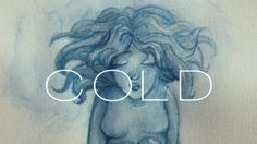 (Cold) ~ Watercolor painting