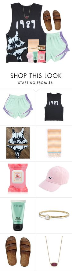 """""""🌴Find me under the trees🌴"""" by livnewell ❤ liked on Polyvore featuring Turkish-T, Burt's Bees, MAC Cosmetics, David Yurman and Kendra Scott"""