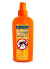 Shoppin N More: Free Sample of Landers Natural Insect Repellent