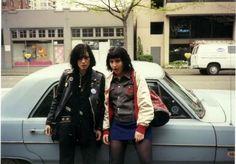 Joan Jett & Kathleen Hanna ❤️