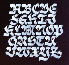 Graffiti Lettering Fonts, Graffiti Alphabet, Typography, Type Design, Mindset, Numbers, Calligraphy, Tattoos, Artist