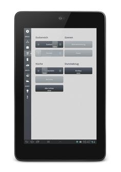 ayControl KNX (Android) - Programmable Scenes