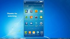 Android tutorial 1 - Disable Sidebar Android Samsung Galaxy S4 (Samsung Galaxy S4 - Video)