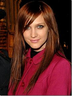 auburn hair | Auburn Brown Hair Are More and More Popular