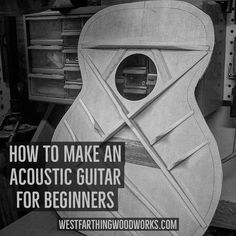 Save money by making your own tools templates and jigs. This is a great companion to any step by step guitar making book, because it has alternative methods, and different ways of accomplishing a lot of the harder tasks in guitar making. Click to read more, and happy building.