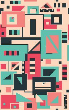 Artist Gallery, Concept, Patterns, Create, Illustration, Block Prints, Patrones, Pattern, Illustrations