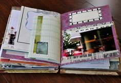 journal with wonderful mix of different papers, from the Full Tilt Boogie workshop