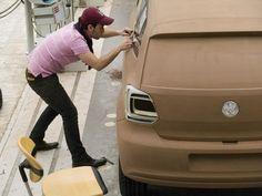 OG | Volkswagen / VW Polo Mk5 | Full-size clay model