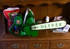 OLIVER Chainsaw