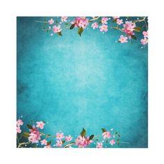 Cherry Blossoms Falling Stylized Wallpaper Cherry Blossom Hd Wallpaper Mwesb At Oregon State