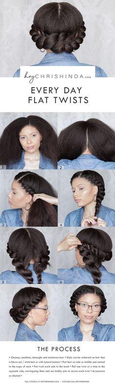 Nails flat twist braids hairstyles, flat twist hairstyles protective styles, flat twist updo natural hair protective hairstyles, flat twist styles, flat twist styles on natu Flat Twist Hairstyles, Flat Twist Updo, Twist Ponytail, Braided Hairstyles For Black Women, Twist Braids, Girl Hairstyles, Braids Cornrows, Twist Cornrows, Short Braids