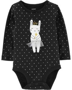 c26d56684190 Princess Bunny Collectible Bodysuit. Baby Girl ...