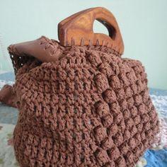 Crochet bag #crochetbag