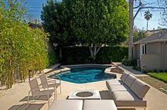 small pool landscaping ideas - Google Search