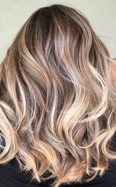 Fall blonde