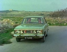 Ford Cortina 1600E Mk2