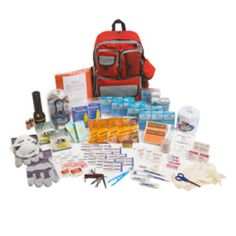 4-day Emergency Preparedness Kits #Oregon #Washington #Emergency #backpack