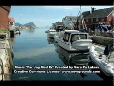 Lofoten, Norway fishing villages, Henningsvaer, Kabelvag, Svolvaer - YouTube