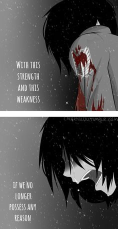 """""""Beautiful Cruel World"""" Part 2 ---- With this strength and this weakness, If we no longer possess any reason. :: Mikasa Ackerman // AoT"""