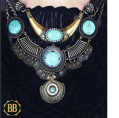 Gypsy Torquoise