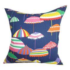 Parasol Pillow in Jewel