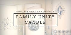 Many couples renewing their vows look to a family unity candle ceremony as a way to include their children in their ceremony. Children play an important role in a marriage, bringing to it their own unique contribution. Below you will find ceremonies to accommodate all ages of children and sizes of families. Feel free to mix …