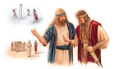 Jehu counsels Jehoshaphat but acknowledges the good that Jehoshaphat has done