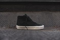 3f06b5b117 Vans Vault Sk8 Hi Reissue Lite LX - Black
