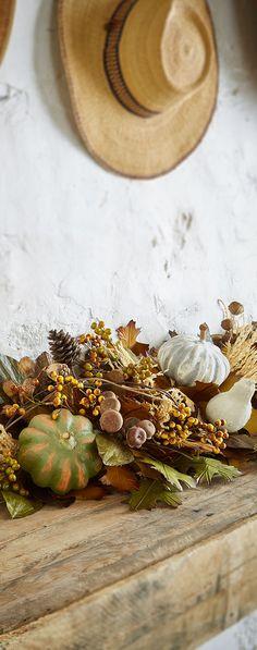 Autumn Harvest | Fall Decor