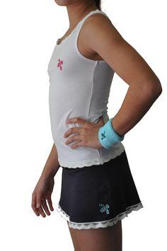 Zanboor Organic Tennis/Activewear.  Buy at www.zanboororganic.com #Tennis #Activewear #Organic