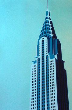 Chrysler Building, NYC - Kat LiBretto
