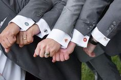 Superhero cufflinks tie clip lapel pin tie tack by JrocksJewelry Avengers Wedding, Marvel Wedding, Groomsmen Cufflinks, Wedding Cufflinks, Superhero Cufflinks, Avengers Superheroes, Photo Black, Groomsman Gifts, Wedding Bridesmaids
