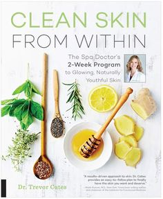 DIY Recipes for cleansers, scrubs, toners, and masks.