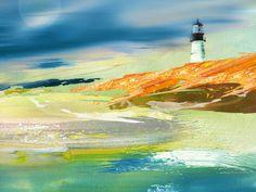 'Lighthouse' von Andreas Wemmje bei artflakes.com als Poster oder Kunstdruck $16.63