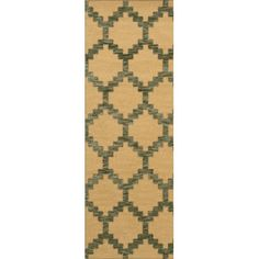 "Dalyn Rug Co. Bella Beige Area Rug Rug Size: Runner 2'6"" x 12'"