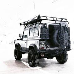 Land Rover Defender Super Tunados Blog. Carros, Motos, Embarcações, Aeronaves e…