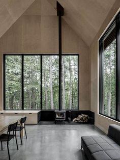 38 Marvelous Modern Minimalist Home Decor Ideas Minimalist Architecture, Interior Architecture, Architecture Posters, Architecture Sketchbook, Modern Interior Design, Modern Decor, Interior Ideas, Interior Colors, Minimalist Home Decor