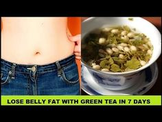 Top 5 Ways to Lose Belly Fat with Green Tea in just 7 Days - News Master
