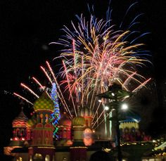 Fireworks from Tivoli -  every friday around midnight from May til september