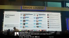 How the Head of UNDP Uses Twitter To Engage Around Development Policy Goals #UNDP #twitter #socialmedia #2030Now   — Caleb Tiller (@CMTiller) January 14, 2014  As global attention turns to the World Economic Forum in Davos later this January, the +SocialGood community