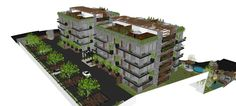 Residencial Lote 2 #CódigoZArquitectos #Arquitectura #DiseñoDeInteriores