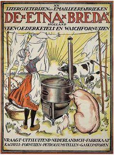 poster De Etna Breda