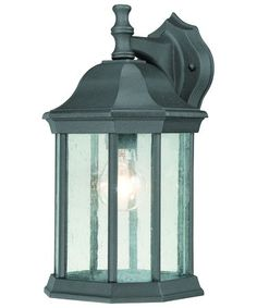Thomas Lighting Hawthorne 1 Light Outdoor Wall Light