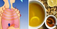 Homemade Cough And Lung Inflammation Recipe: More Powerful Than Any Cough Syrup And Faster Acting – HealthTipsCentral Healthy Holistic Living, Healthy Living, Natural Cures, Natural Health, Tea For Cough, How To Stop Coughing, Junk Food, Cough Syrup, Cough Remedies
