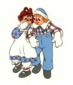 Raggedy Ann and Andy – A Musical Adventure